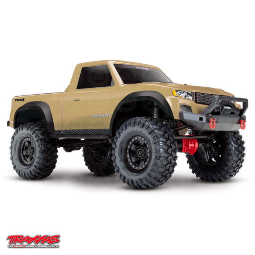 Traxxas TRX-4 Sport - RC Scale Crawler - Color Tan