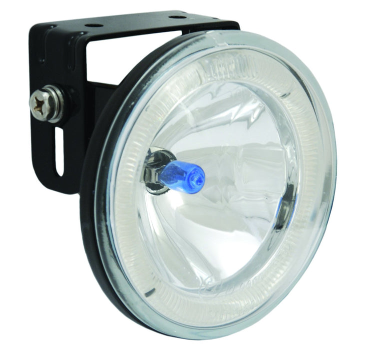 "4"" Round 55 Watt Halogen Fog and Foul Weather Lamps with Halo"