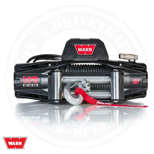 WARN VR EVO 8 WINCH - VR EVO WINCHES - 103250