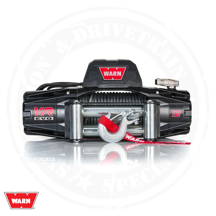 Warn VR EVO 12 WINCH - VR EVO WINCHES - 103254