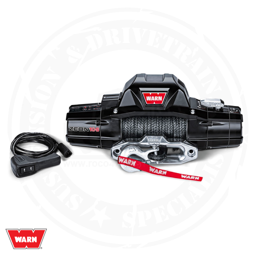 WARN Zeon 10-S Winch - 89611