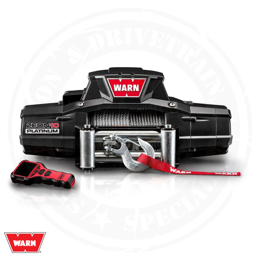 WARN Zeon Platinum 10 Winch - 92810