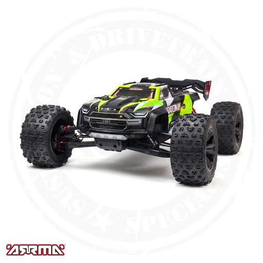ARRMA 1/5 KRATON 4X4 8S BLX Brushless Speed Monster Truck RTR - ARA110002T1
