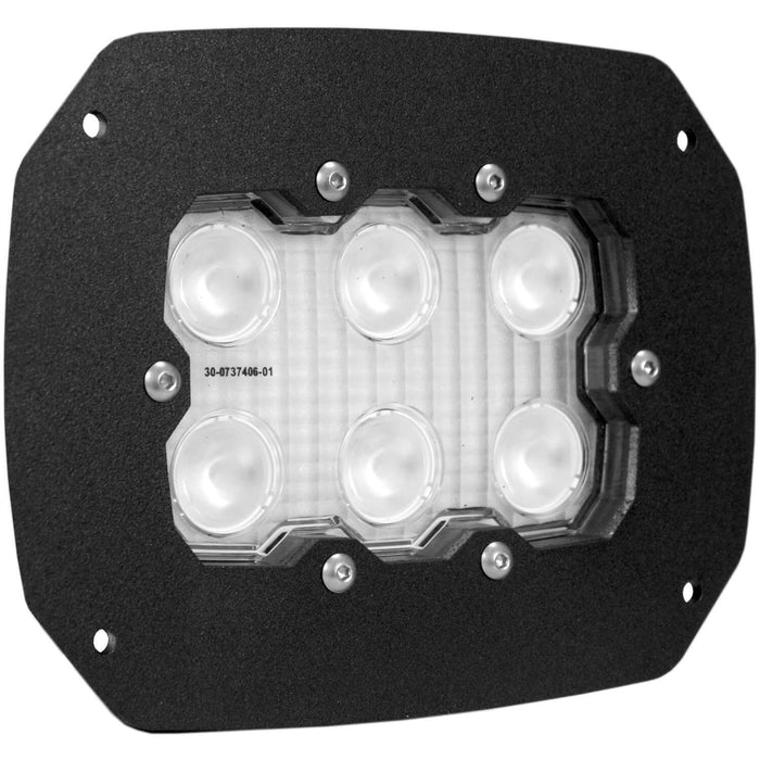 Duralux 6 LED Work Light 60º Beam Flush Mount