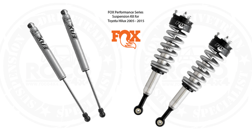 FOX Performance Series Suspension Kit for Toyota Hilux 2005 - 2015 - FOX9-8302087-98524071