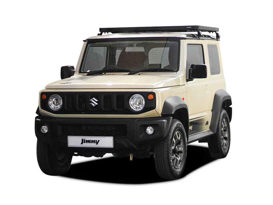 Front Runner Suzuki Jimny (2018-Current) Slimline II 3/4 Roof Rack Kit - KRSJ006T