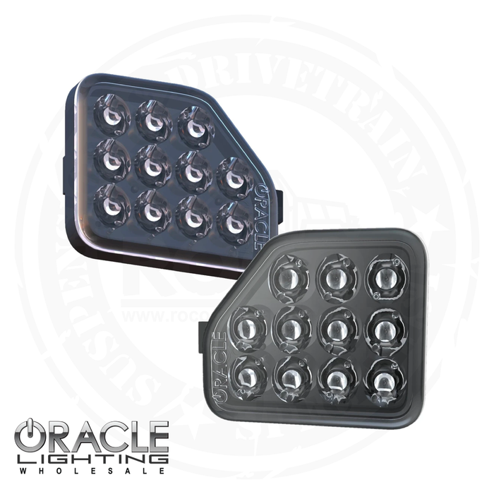 PRE ORDER Oracle Lighting Rear Bumper LED Reverse Lights For JEEP Wrangler JL - 5874-504