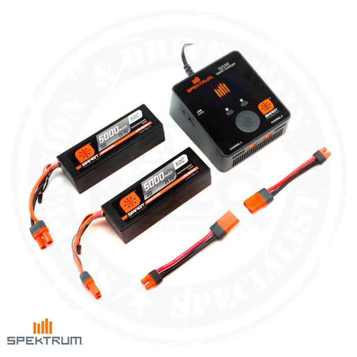 SPEKTRUM Smart Powerstage Bundle 6S SPMXPS6