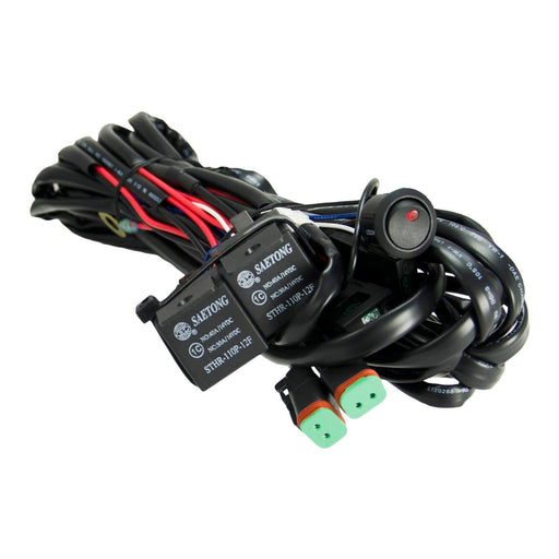 Vision X Dual Wiring Harness