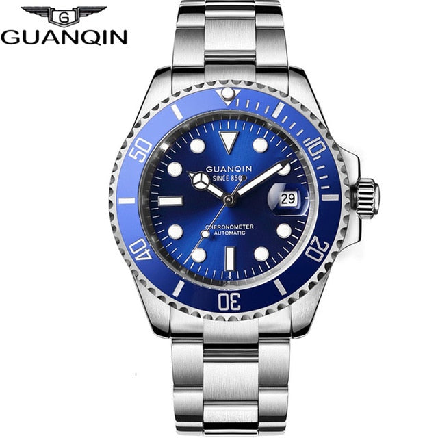 GUANQIN - Men's Mechanical Wrist Watch
