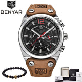 BENYAR - Men's Quartz Watch