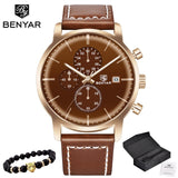 BENYAR - Men's Shock Resistant Watch