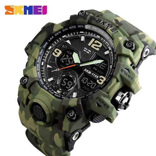 SKMEI - Luxury Men's Outdoor Watch