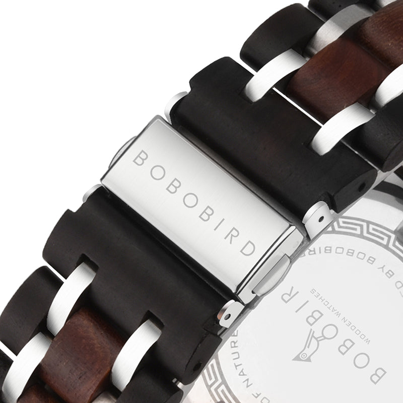 BOBO BIRD - Men's Quartz Watch