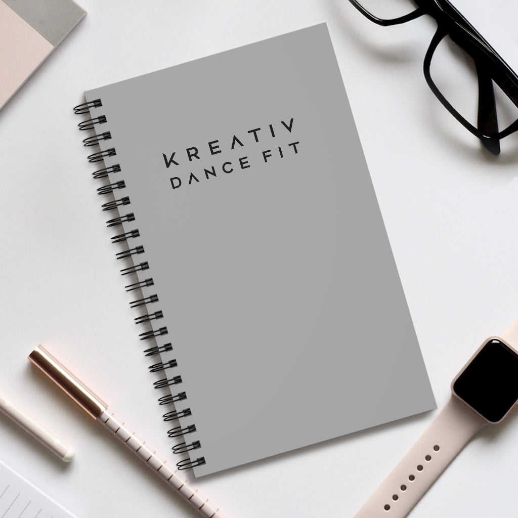 KREATIV Dance Fit Journal