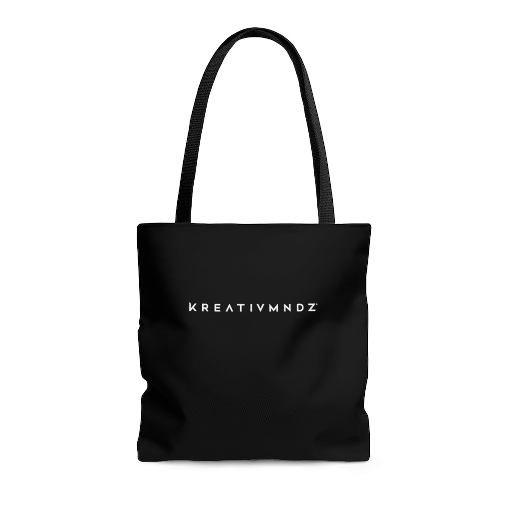 KreativMndz AOP Tote Bag