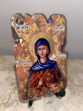 Irene Chrysovalantou religious icon - ready to ship