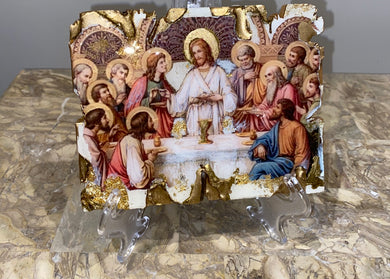 The last supper religious icon - Xsmall