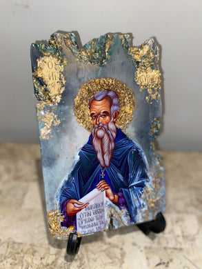 Saint Kyriakos religious icon - ready to ship