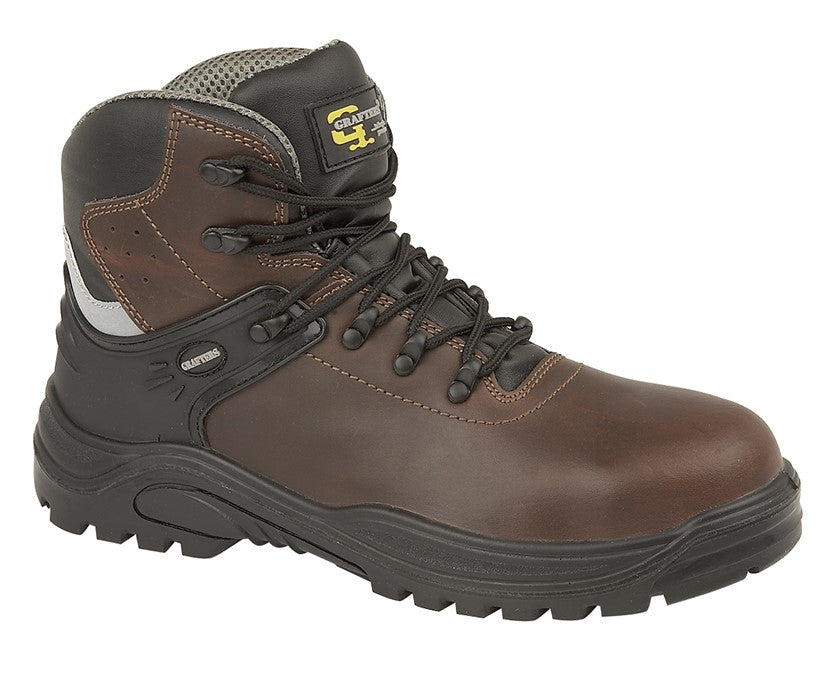 Grafter Steel Boots Big Sizes