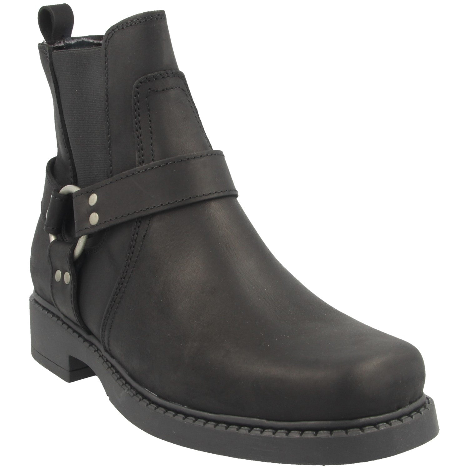 Mens Wrangler Black  Boots