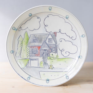 Customizable Dinner Plate