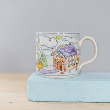 Load image into Gallery viewer, Winter Gingerbread Holiday : Medium Mug #18 #19 #20