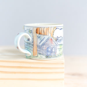 Cabin : Little Mug #25