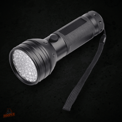 UV Torch Flash Light with 51 LEDS