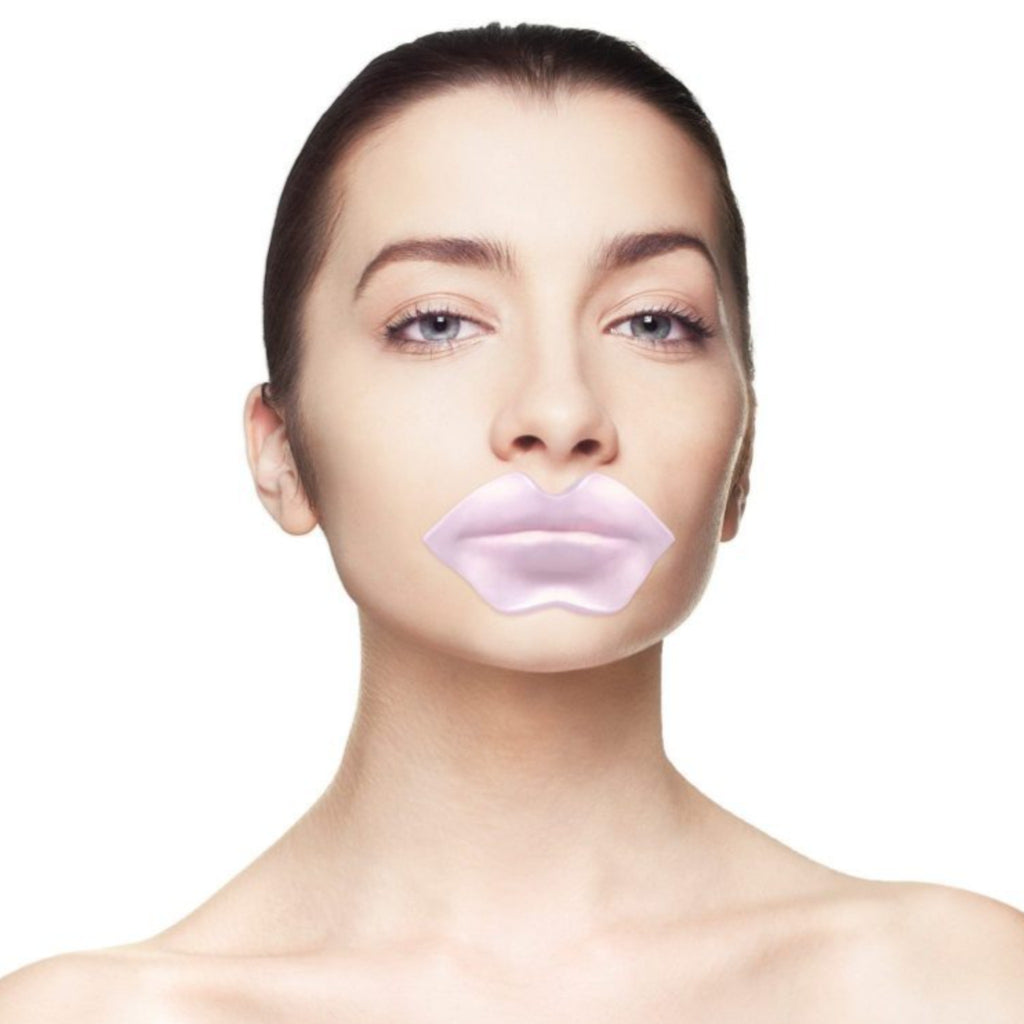 Knesko Diamond Radiance Collagen Lip Mask