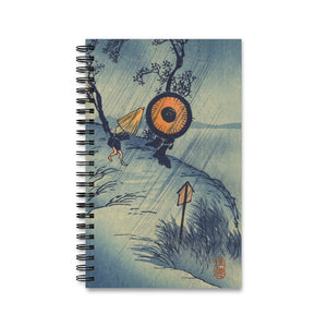 Summer Journal – Rainstorm, Takahashi Shōtei-Soracte