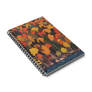 Fall Journal – Autumn Foliage, Tom Thomson-Soracte