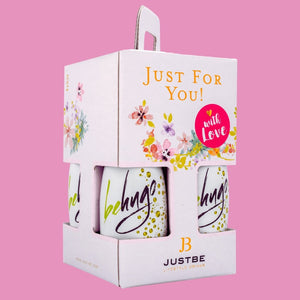 JUSTBE Hugo Geschenkbox - Justbe Wine Drinks