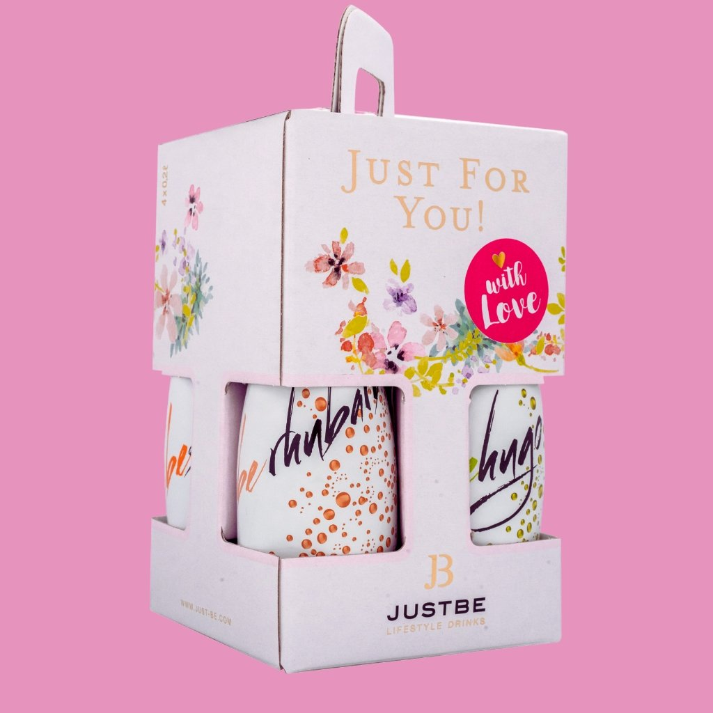 JUSTBE Mix Geschenkbox - Justbe Wine Drinks