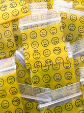 Load image into Gallery viewer, Smilies Emojis Apple Baggies 125125