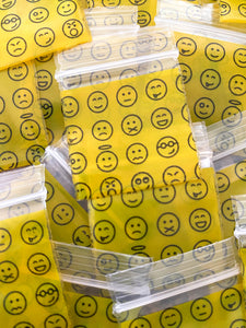 Smilies Emojis Apple Baggies 125125