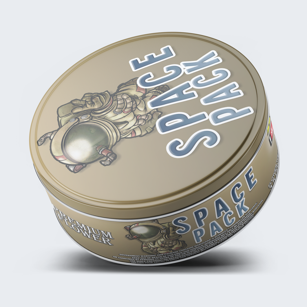 Space Pack Tin