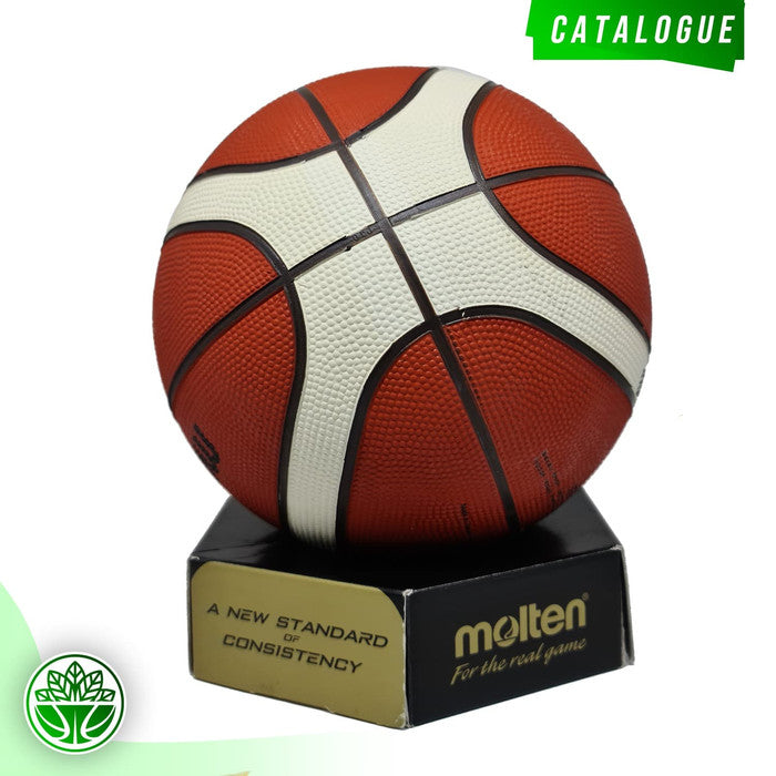 Bola Basket Molten B5G2000 (Rubber)(Outdoor) FIBA APPROVED (2019-2023)