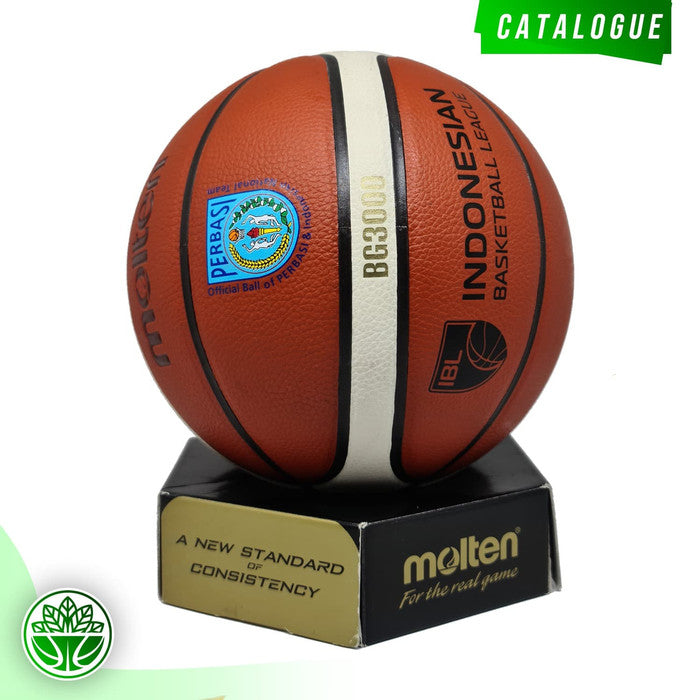 Bola Basket Molten B7G3000 (Outdoor) FIBA APPROVED (2019-2023)