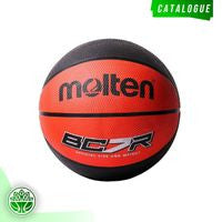 Bola Basket Molten BC7R RED-BLACK (Outdoor)