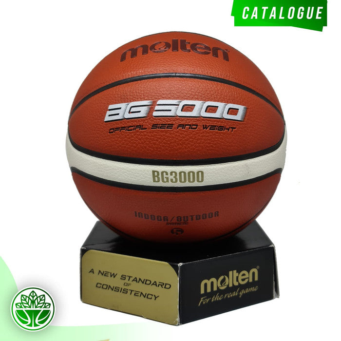Bola Basket Molten B6G3000 (Outdoor) FIBA APPROVED (2019-2023)