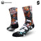 Kaos Kaki Olahraga Basket - Back To The Street - Stayhoops Socks