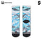 Kaos Kaki Olahraga Basket - High Seas - Stayhoops Socks