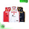 JERSEY INDONESIA KNIEL SEA GAMES 2019 ( RED/WHITE/BLACK )