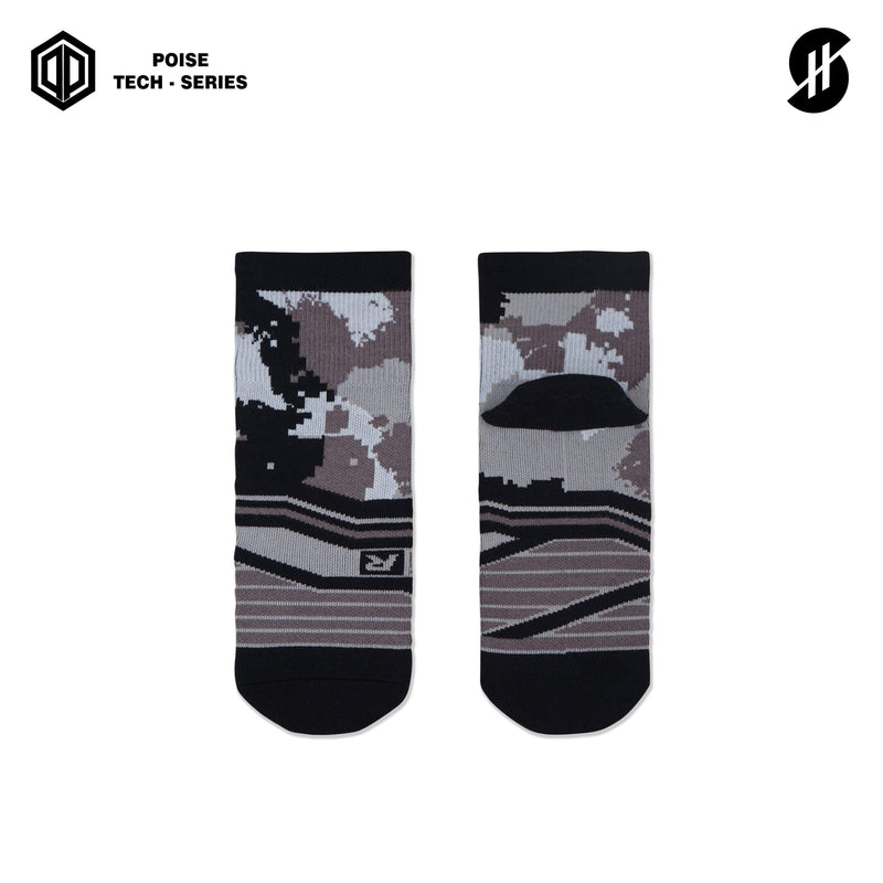 Kaos Kaki Olahraga Basket - Mrock Low - Stayhoops Socks