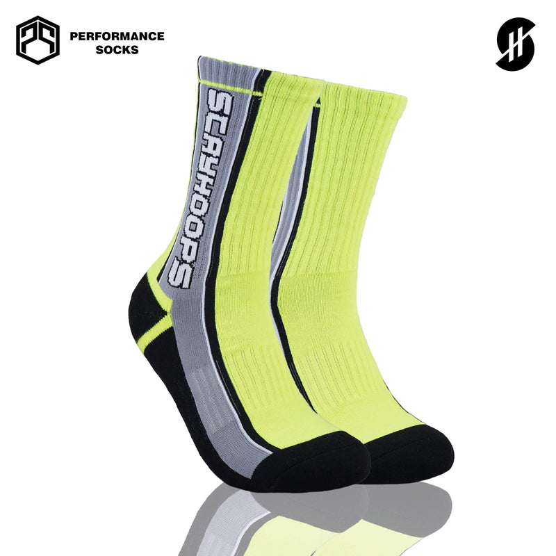 Kaos Kaki Olahraga Basket - Charemon - Stayhoops Socks