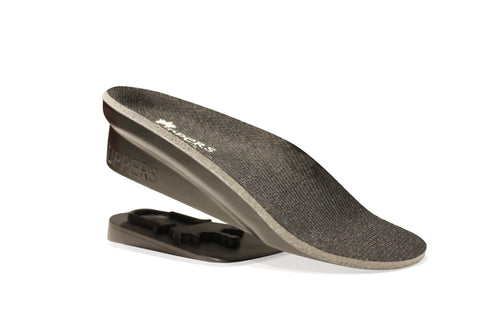 Uppers - Height Insoles - Shoe Lifts - Heel Inserts - Elevator shoes