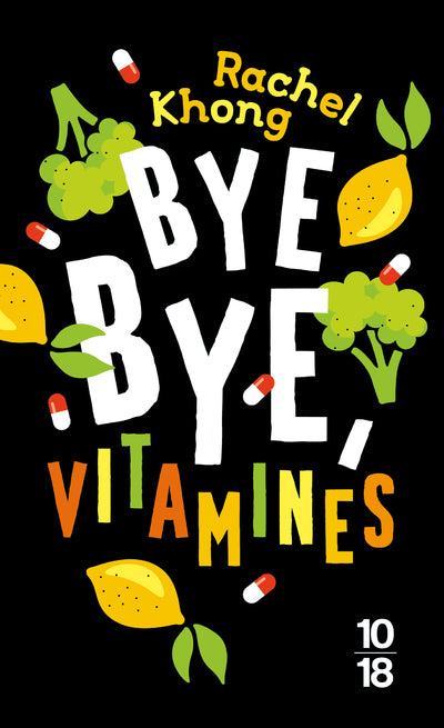 BYE BYE VITAMINES