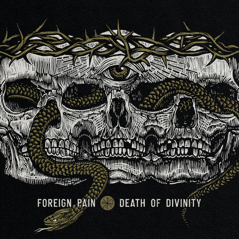 """Foreign Pain """"Death of Divinity"""" (GFM090)"""