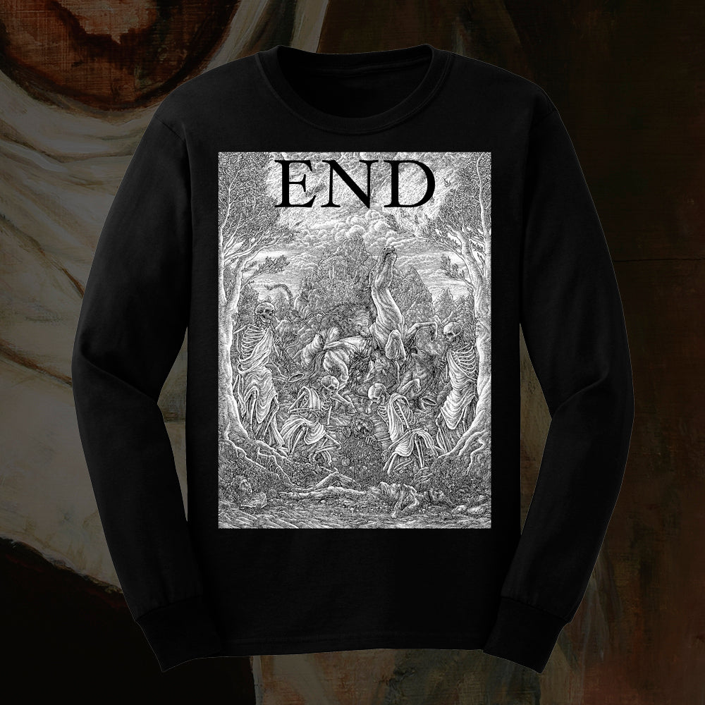 END - Skeletons Long Sleeve